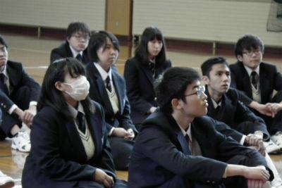 平取高等学校制服画像